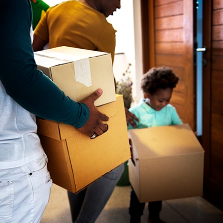 How to Make Moving Easier on Your Kids